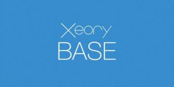 XeoryBase ロゴ画像