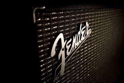 Fender Amplifer